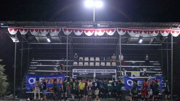 Komunitas Fans Klub Eropa Gelar Turnamen, INDO BARCA Jakarta JuaranyaEuropean Football Fans Association Indonesia (EFFA Indo) atau bisa disebut Komunitas Fans klub sepakbola Eropa baru saja menggelar turnamen mini Soccer. Indo Barca Jakarta jadi juaranya.