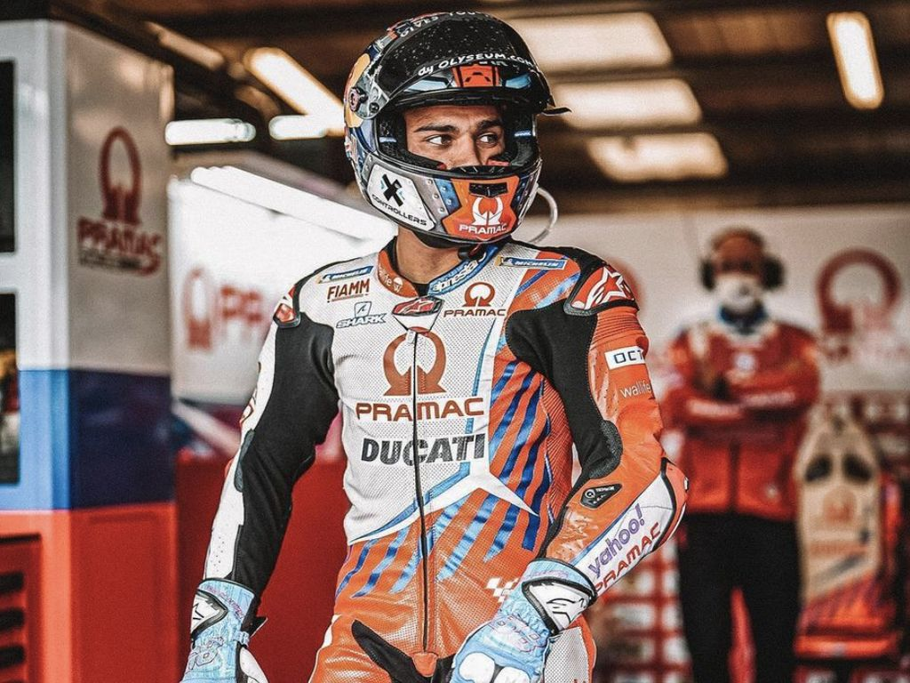 Optimisme Jorge Martin Naik Podium Dihancurkan Marquez