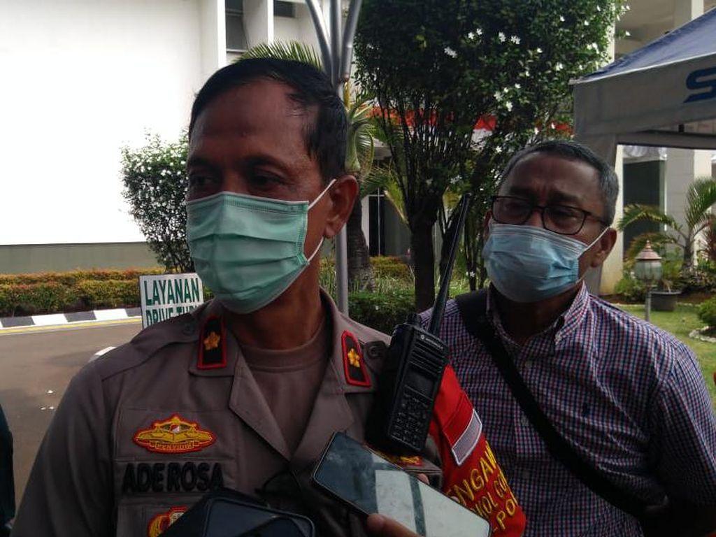 20 Pendukung HRS Ditangkap, Sempat Lempar Batu ke Petugas
