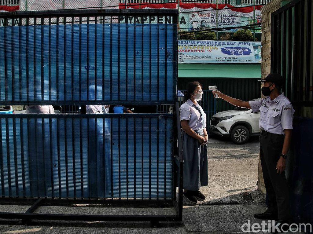 Siswa SMP dan SMA di Kota Bogor PTM Terbatas Mulai 4 Oktober