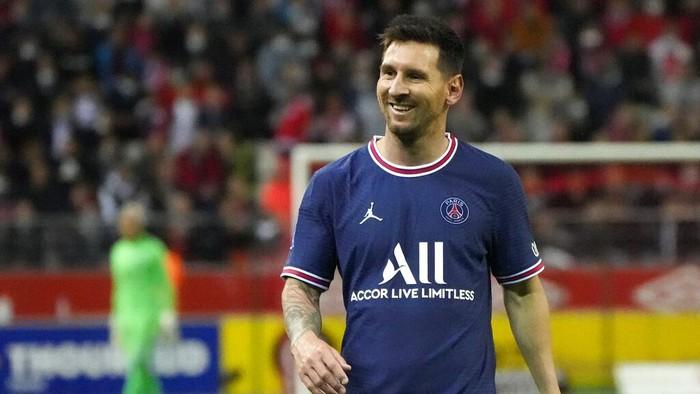 Debut Messi di PSG Bikin Herrera 'Ge-er'