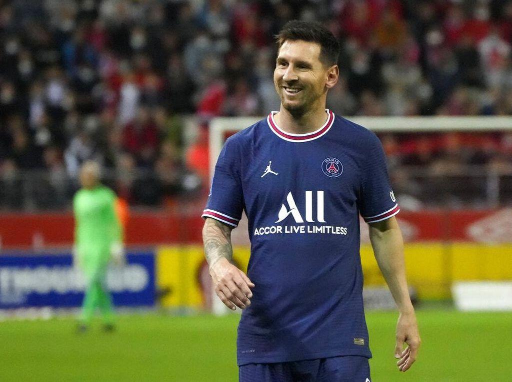 PSG Bantah Laporan yang Bocorkan Detail Gaji Messi