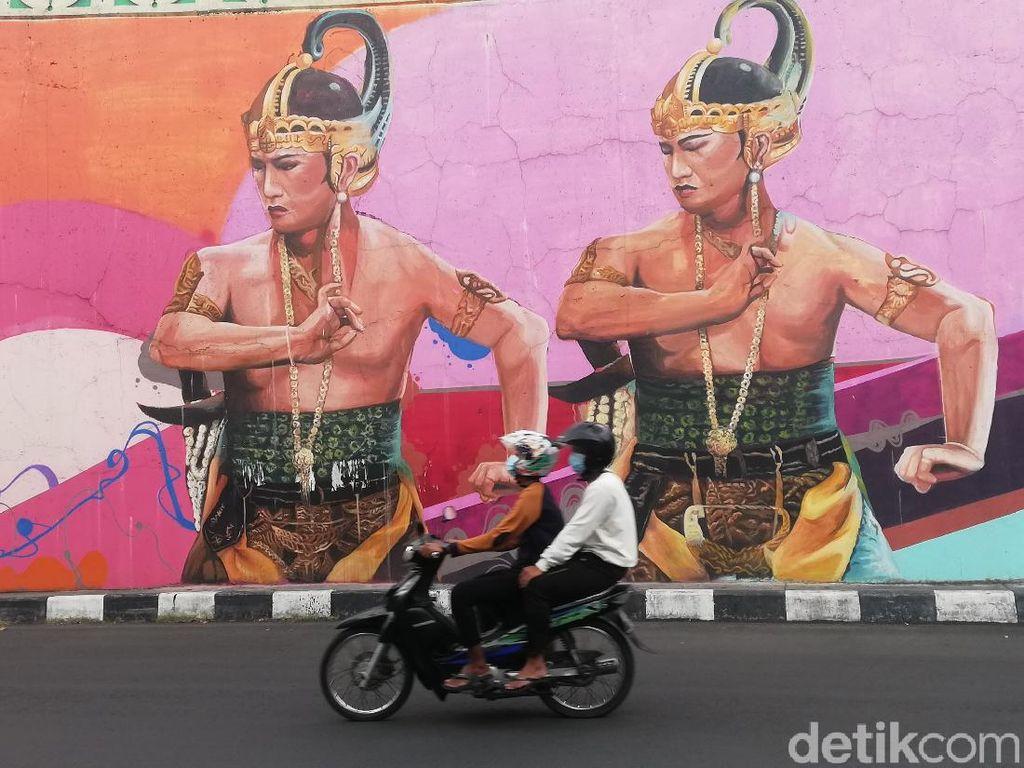Polri Gelar Lomba Mural Akhir Oktober, Hadiahnya Piala Kapolri