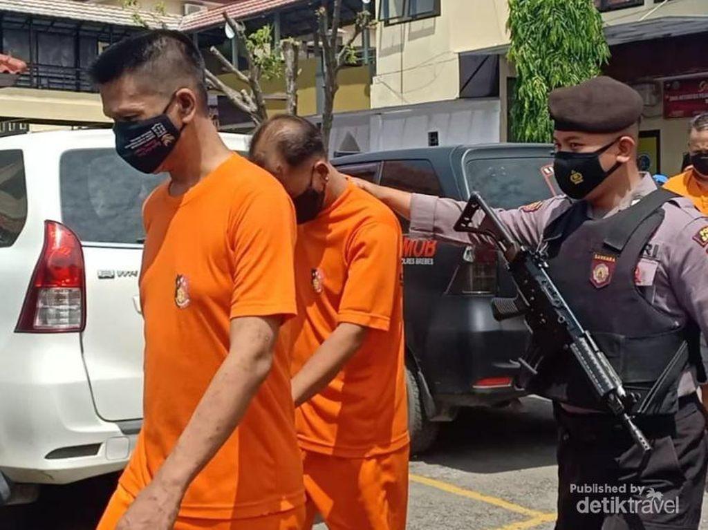 Oknum Anggota Polres Brebes Ditangkap Saat Pesta Sabu