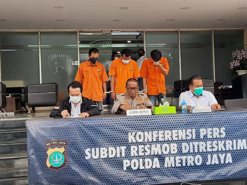 Bikin Kartu Kredit Pakai KTP Palsu, Pria di Jakarta Bobol Bank Rp 360 Juta