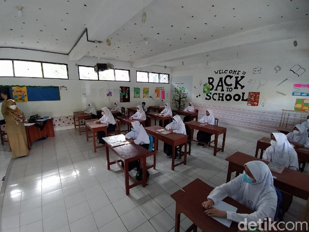 20 Sekolah di Magelang Mulai Gelar PTM Hari Ini