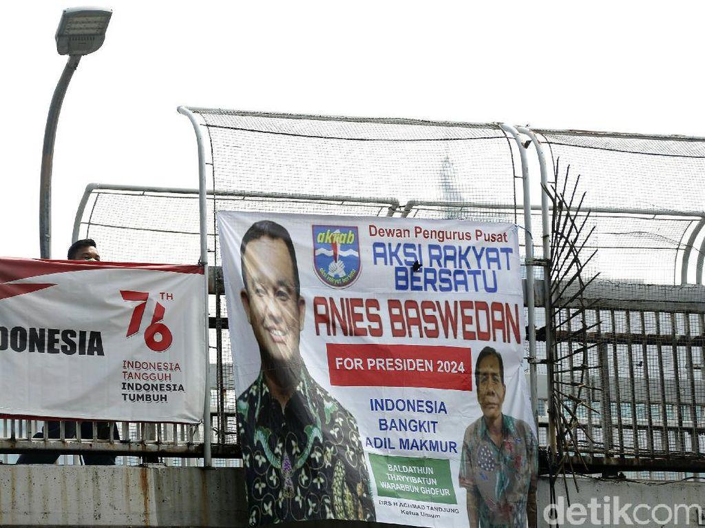 PKS Duga Baliho Anies for 2024 Mau Jatuhkan Citra Anies