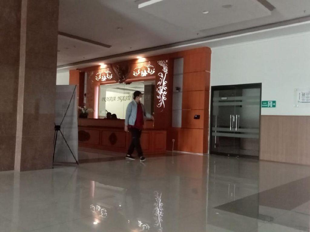 Begini Suasana Kantor Pemkab Probolinggo Usai Bupati Tantri Ditangkap KPK