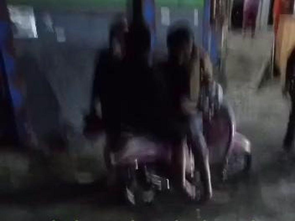 Cekcok Diduga PSK Vs 2 Pria Tak Bayar di Pasuruan