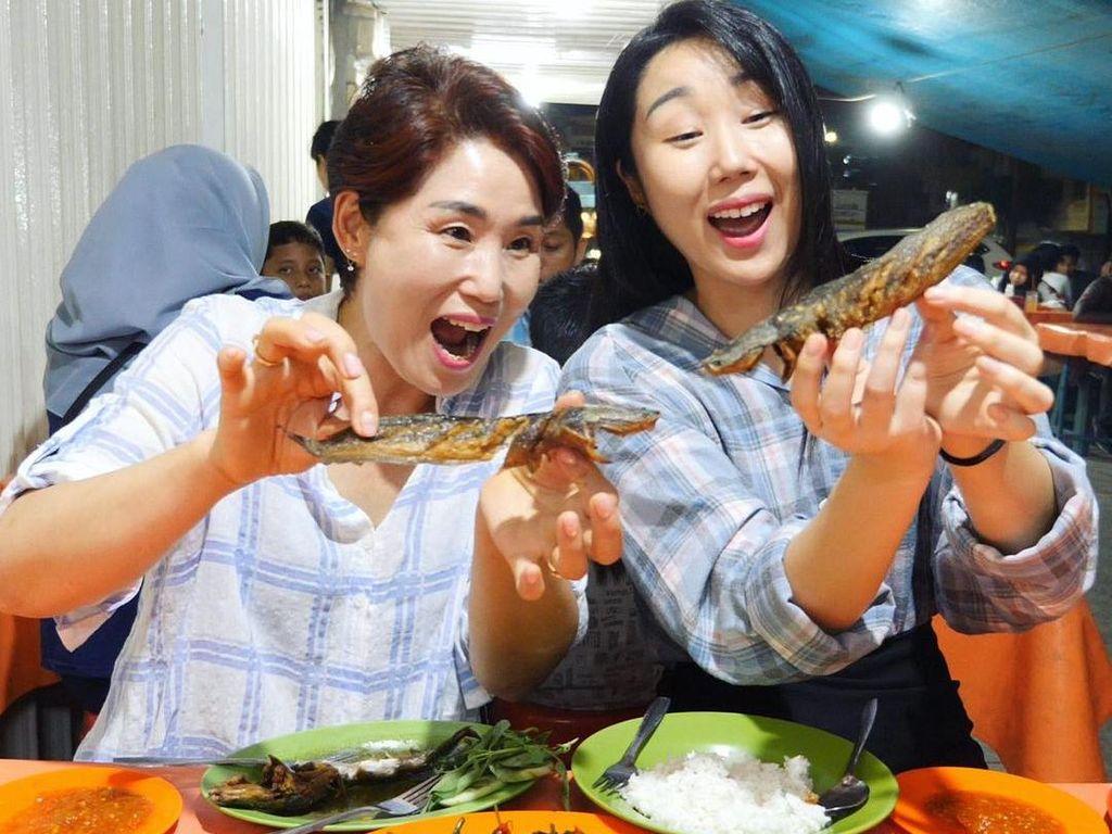 Sihir Makanan dan Diplomasi Indonesia-Korea