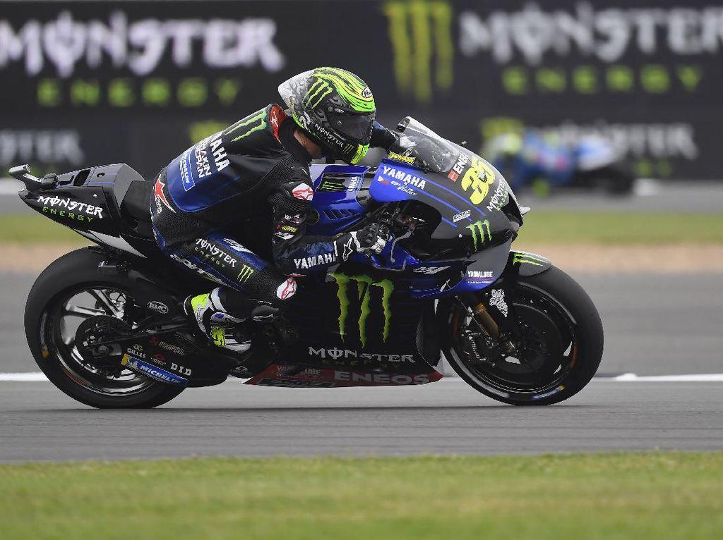 Cal Crutchlow Ungkap Problem Serius Yamaha di Silverstone