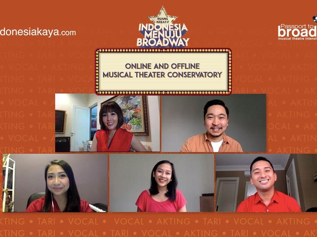 Indonesia Menuju Broadway Hadir Lagi Secara Hibrid, Tertarik Ikut?