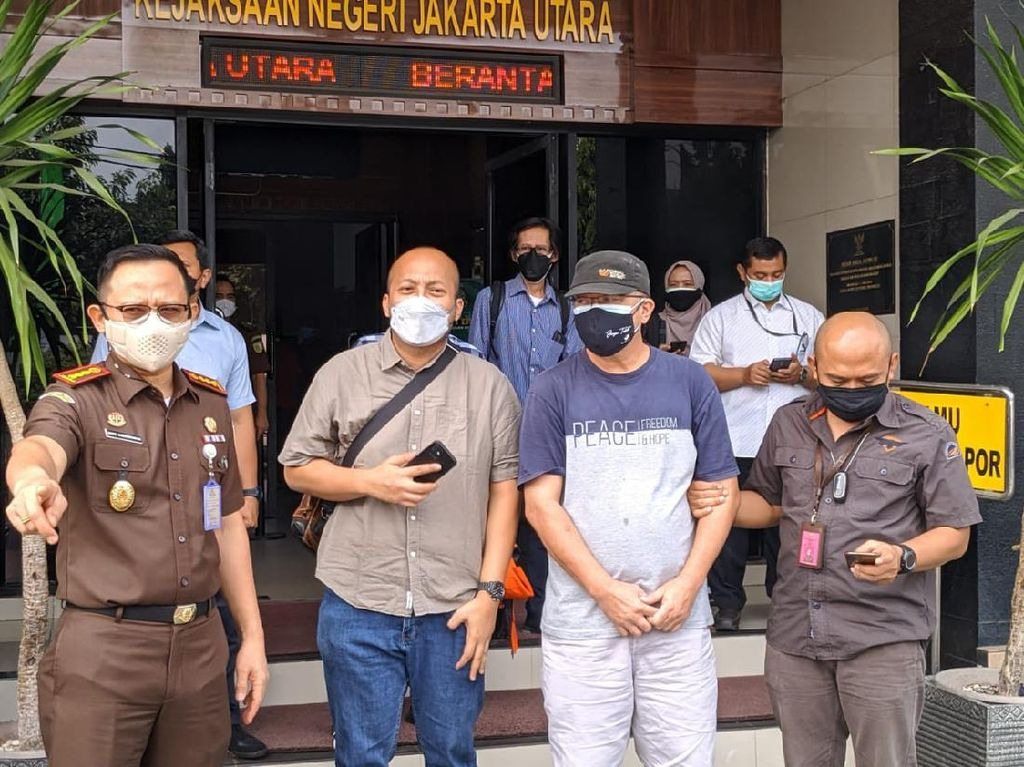 KPK Bantu Kejati DKI Tangkap Buron yang Rugikan Negara Rp 41 M