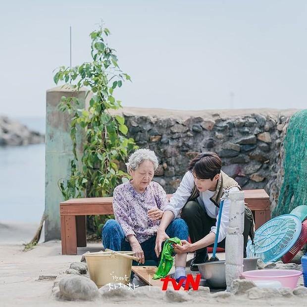 Latar belakang desa Gongjin