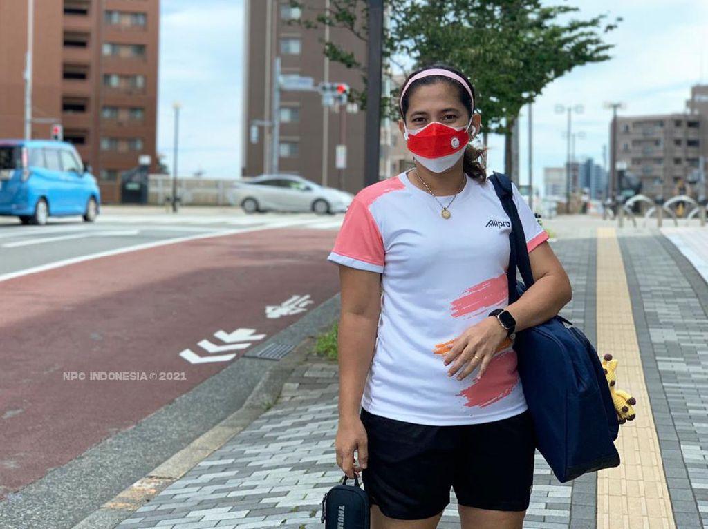 Paralimpiade Tokyo 2020: Leani Ratri Oktila Bersiap Buru Medali