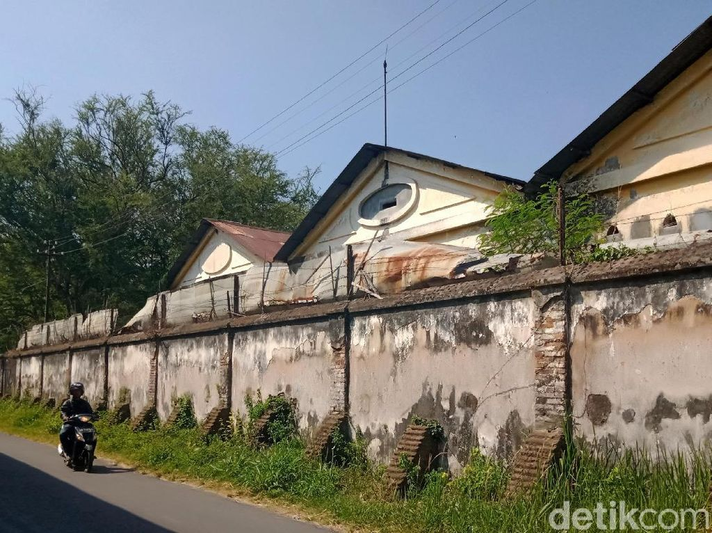 Pabrik Gula RI Banyak yang Sudah Bangkot, Usianya 2 Abad Lebih