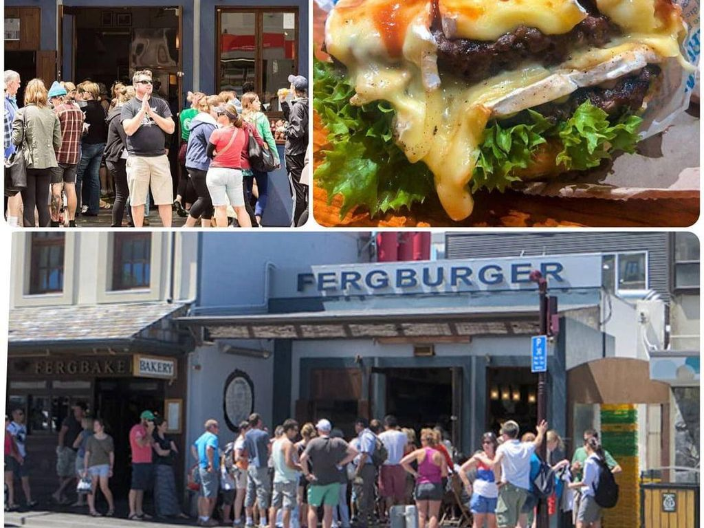 Pamer Burger Terenak di Selandia Baru, Tantowi Yahya: Rasanya Maknyuss