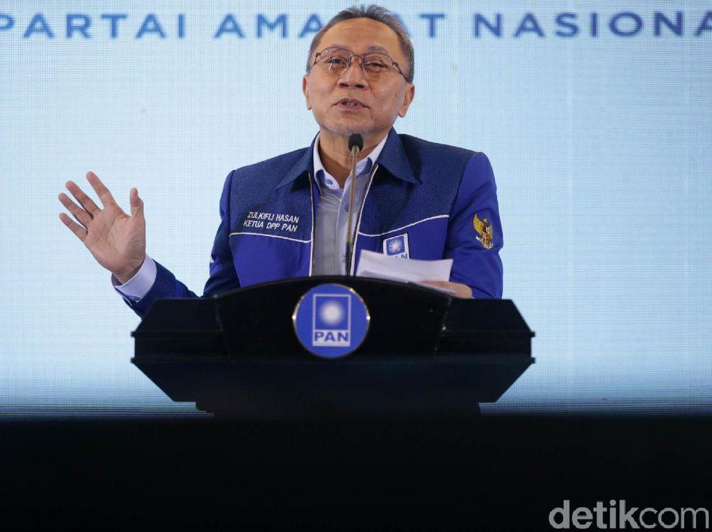 Zulhas Ungkap Cerita Jokowi Tolak 3 Periode Saat Ditanya Elite PD