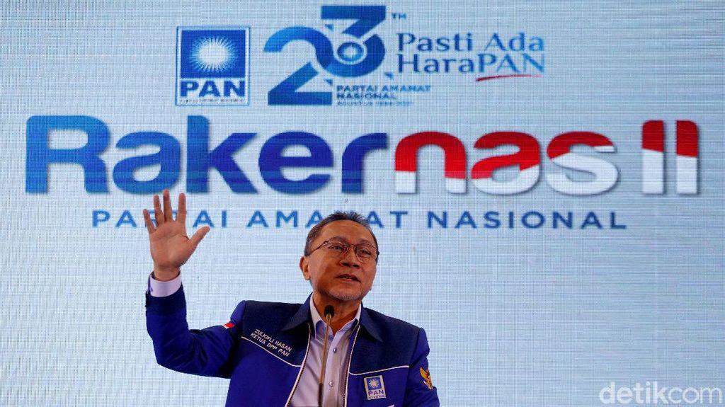 PAN Gelar Rakernas Usai Gabung Koalisi Jokowi, Bahas Apa?