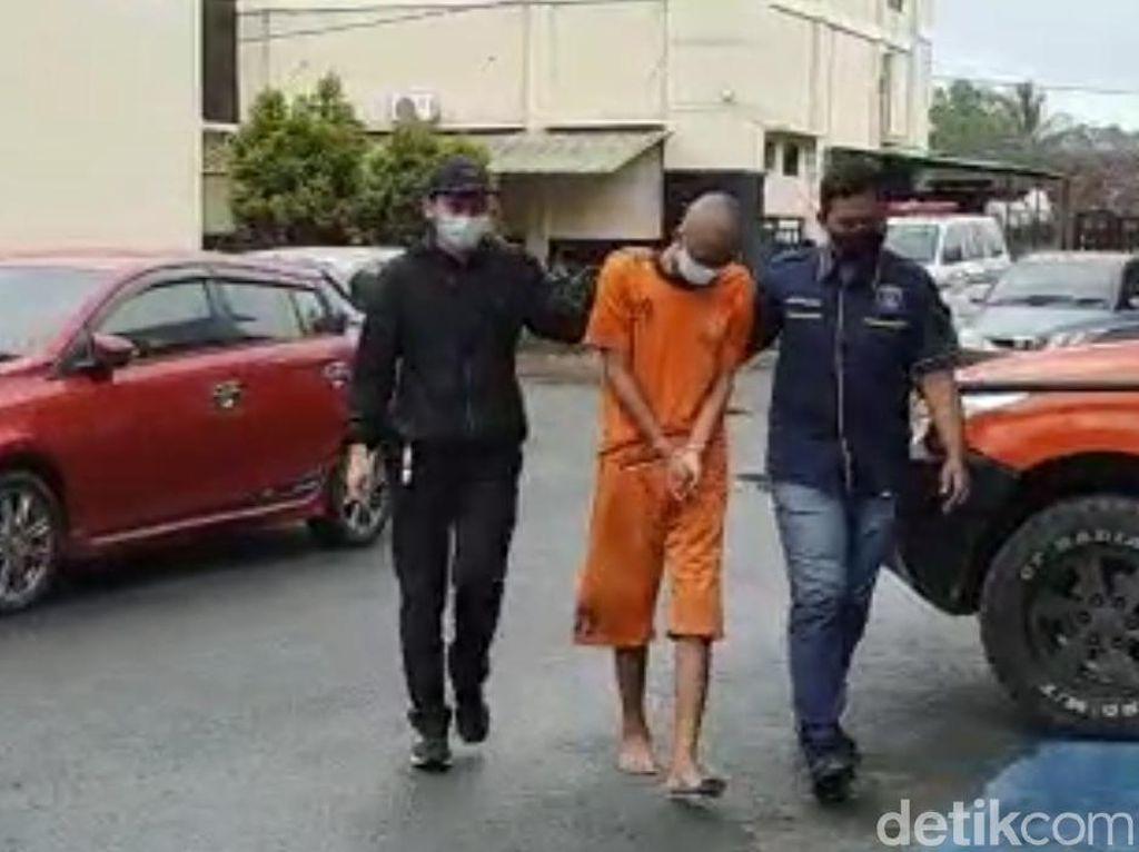 Polisi Tangkap Pria Penjual Gadis Tasikmalaya