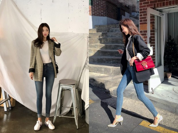 Suka style yang tegas, Virgo gemar pakai high heels/Foto: soompi.com