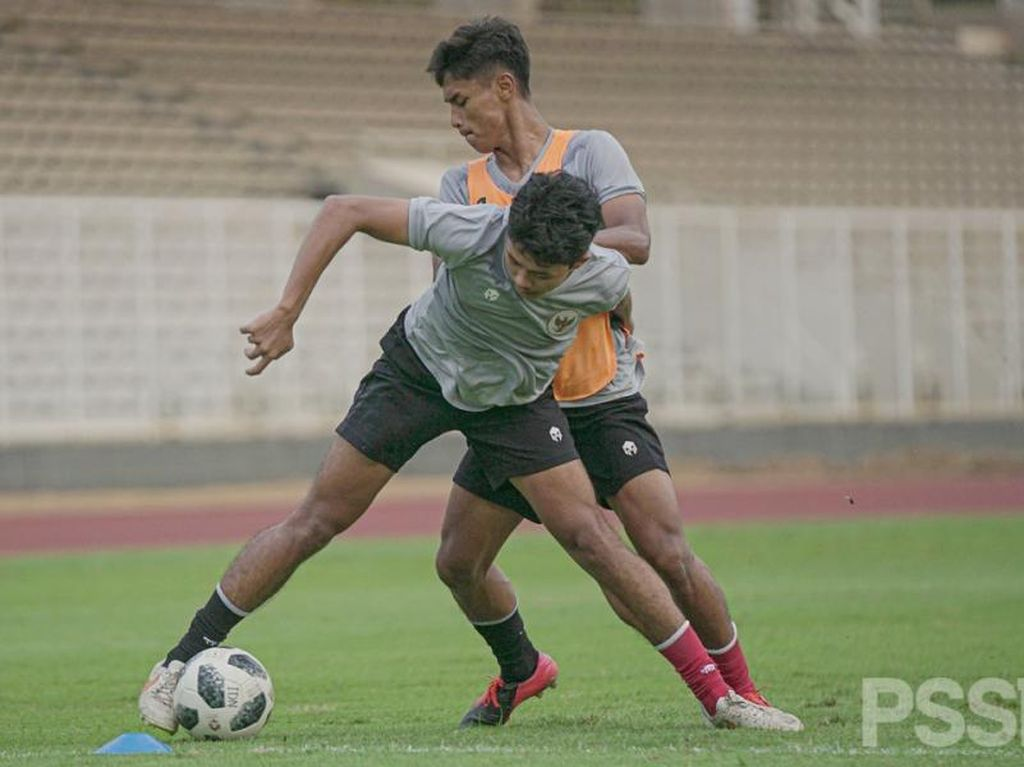 Seleksi Timnas Indonesia U-18 Digelar buat Piala Dunia U-20 2023