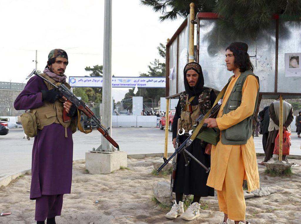 Qatar Desak Taliban Perangi Terorisme di Afghanistan!