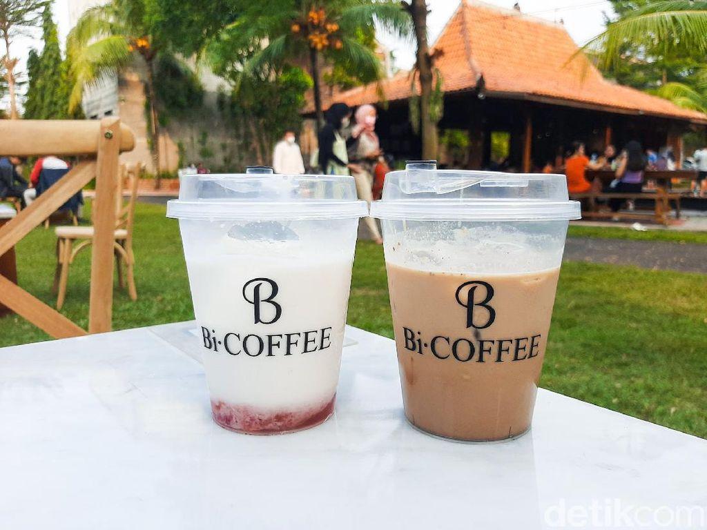 Bi Coffee: Ngopi Cantik di Kafe dengan Nuansa Puncak yang Sejuk di Tangsel