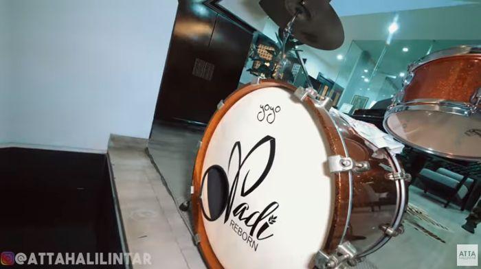 Drum Yoyo Padi