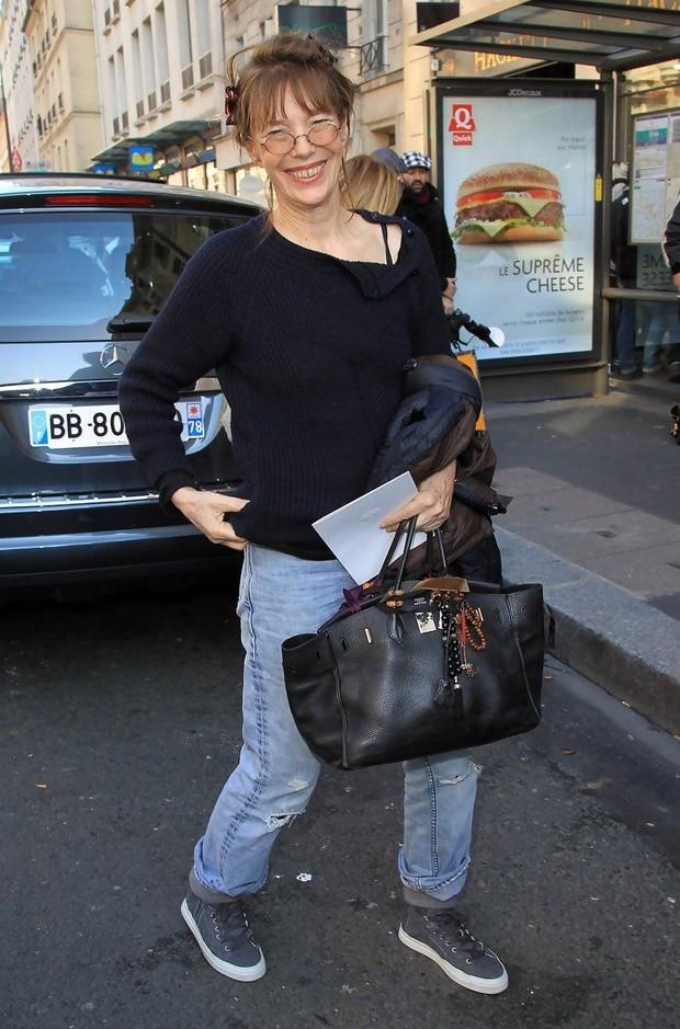 Birkin Bag yang terinspirasi Jane Birkin/