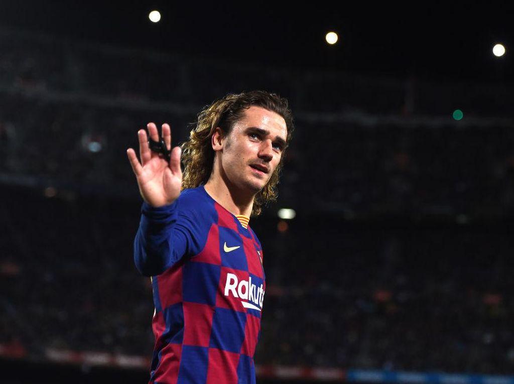 Griezmann Pulang ke Atletico Madrid