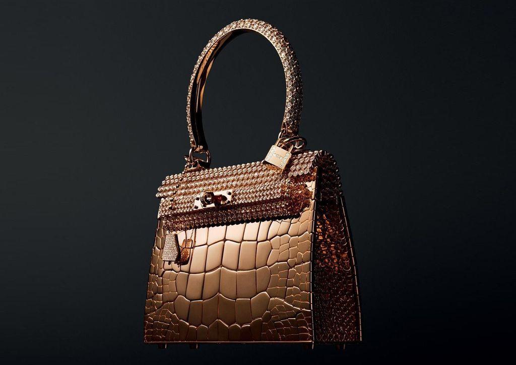 Hermès Kelly Rose Gold