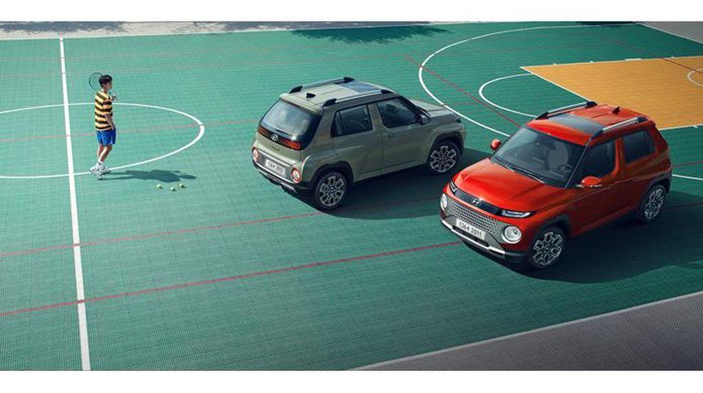 Perkenalkan, Hyundai Casper Calon Penantang Raize-Rocky dan Ignis