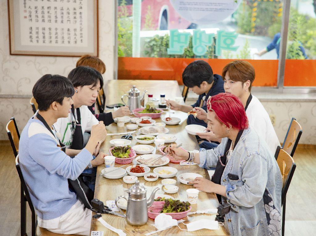5 Momen iKONs Type: One Summer Night Episode 4
