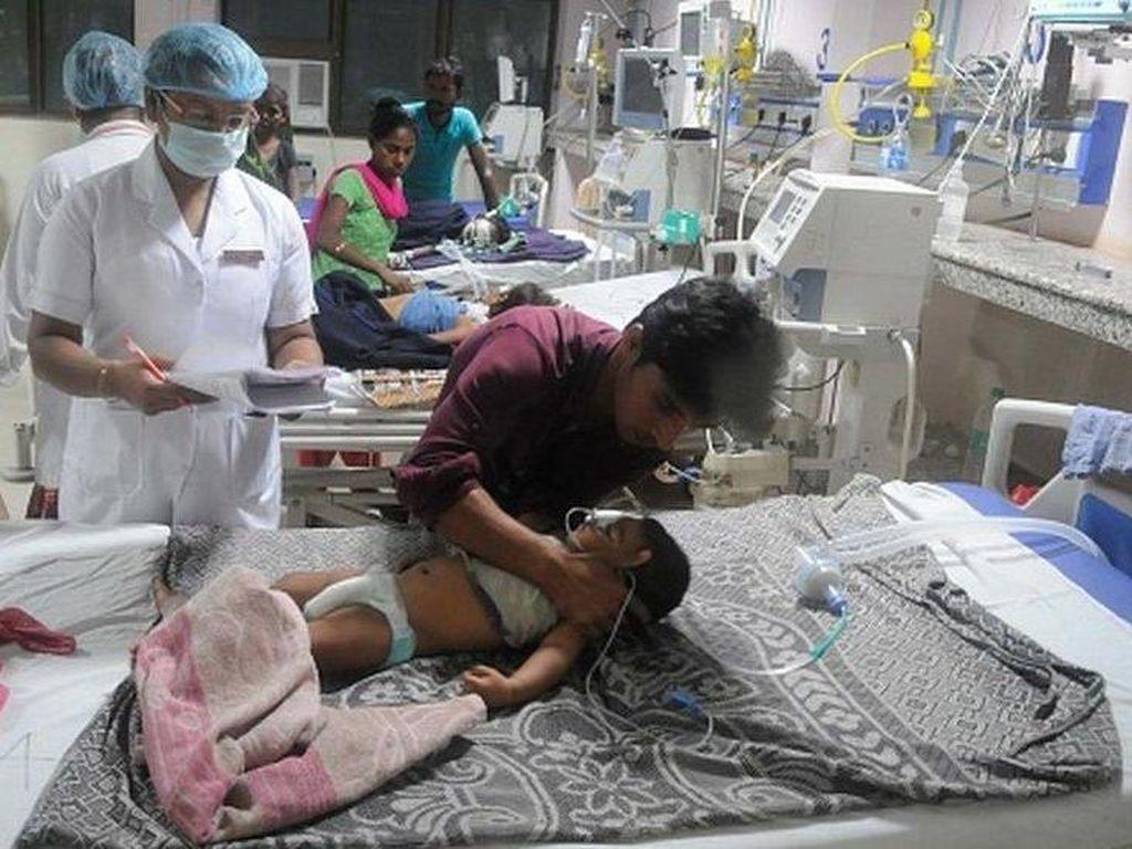 Demam Misterius Tewaskan Puluhan Anak dalam Seminggu di India