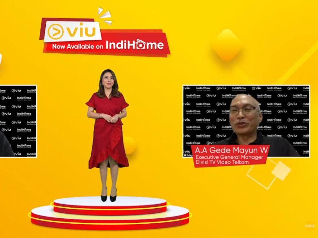 Pengguna IndiHome TV Kini Bisa Nonton Drakor dan Film Asia di Viu