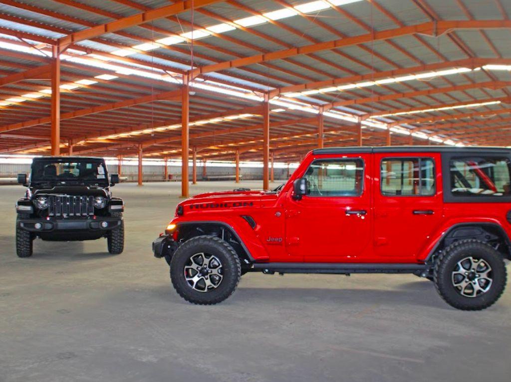 Jeep Wrangler dan Gladiator 2021 Tiba di Indonesia, Punya Fitur Baru
