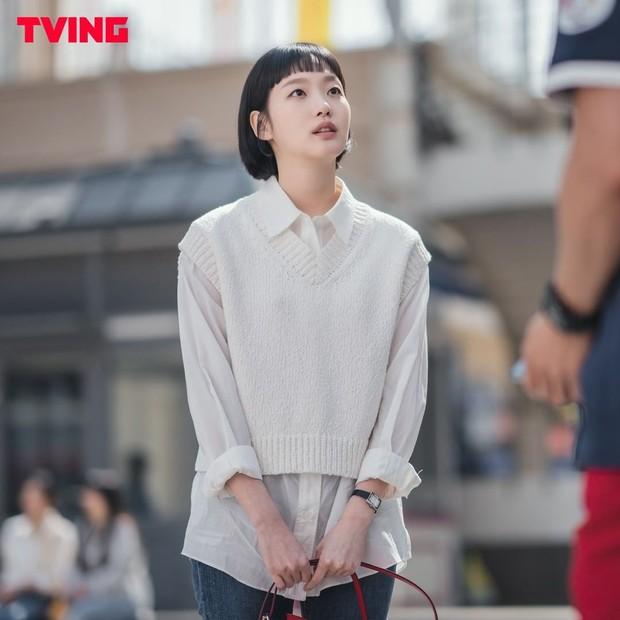 Kim Go Eun dalam drama Yumi's Cell yang akan tayang 17 September 2021