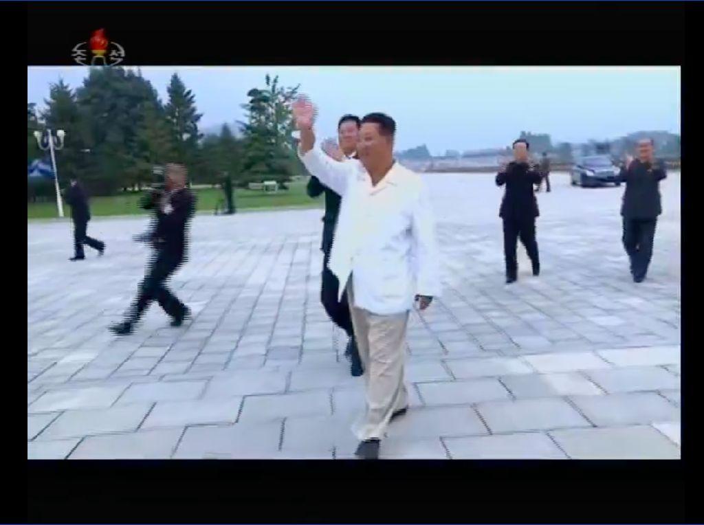 Kembali Tampil ke Publik, Kim Jong Un Tampak Lebih Kurus
