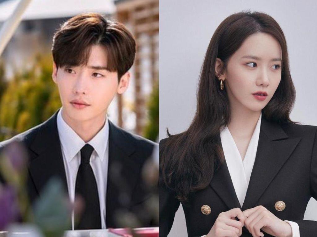 YoonA SNSD dan Lee Jong Suk Jadi Suami-Istri di Drakor Big Mouth