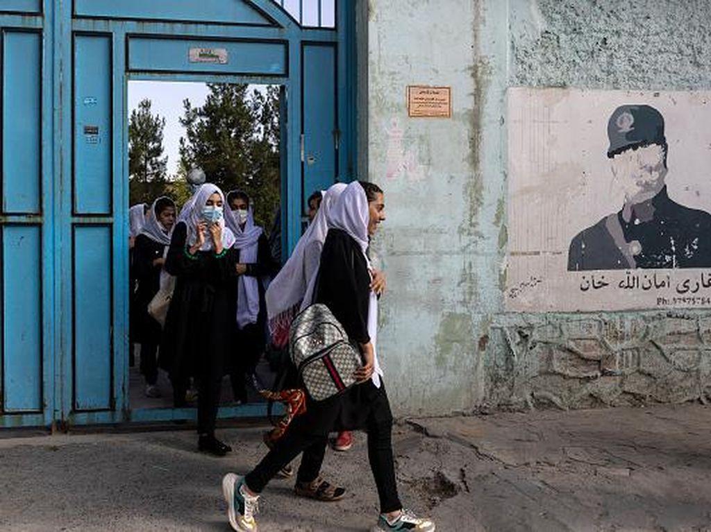 Usai Diduduki Taliban, Ratusan Fasilitas Medis di Afghanistan Terancam Tutup