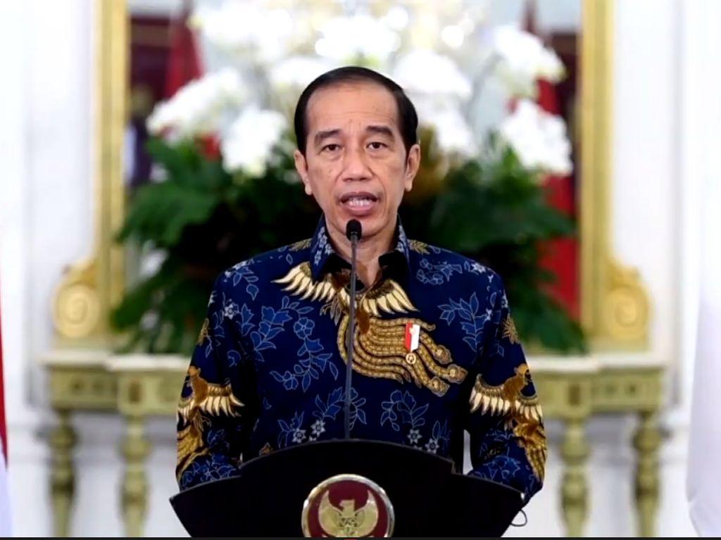 Jokowi Suntik Pelindo III Tambahan Modal Rp 1,2 Triliun