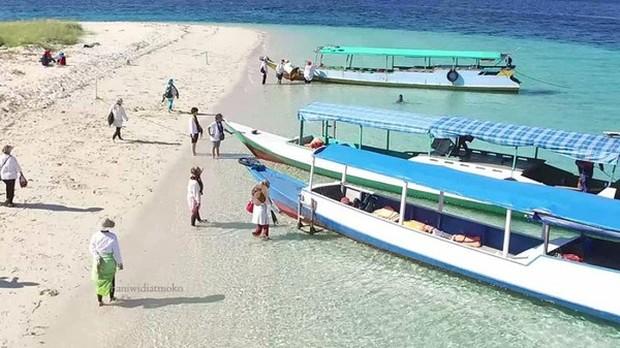 Pulau Riung, Nusa Tenggara Timur/Foto: pinterest.com