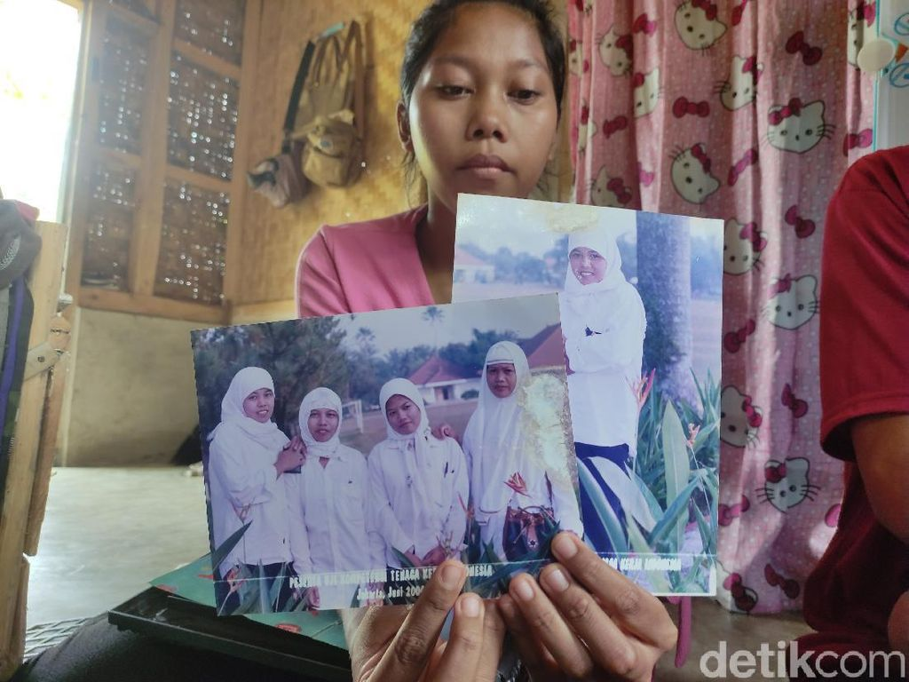 Tangis Anak TKI Cianjur Karena Hilang Kontak 17 Tahun dengan Ibunya