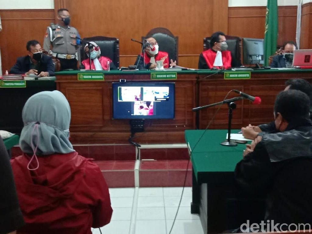 Pembunuh Member Pusat Kebugaran di Surabaya Didakwa Pembunuhan Berencana
