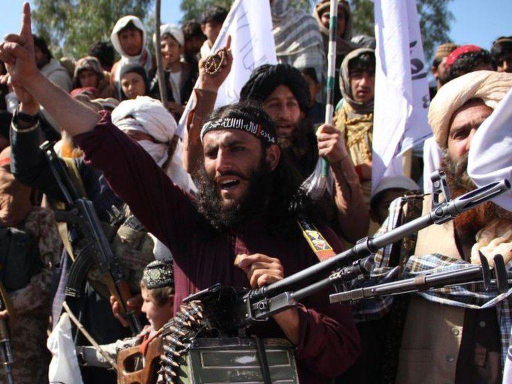 Deretan Pentolan Taliban Dalam Pemerintahan Baru Afghanistan