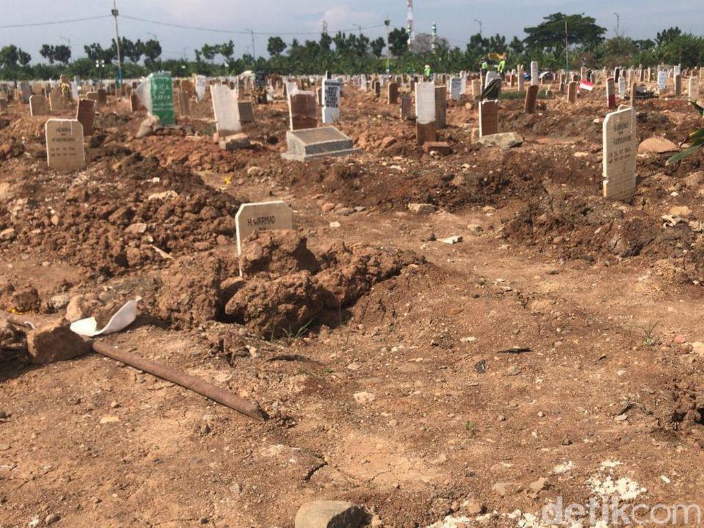 Cegah Banjir, Pemprov DKI Bangun Waduk di Kawasan TPU Rorotan