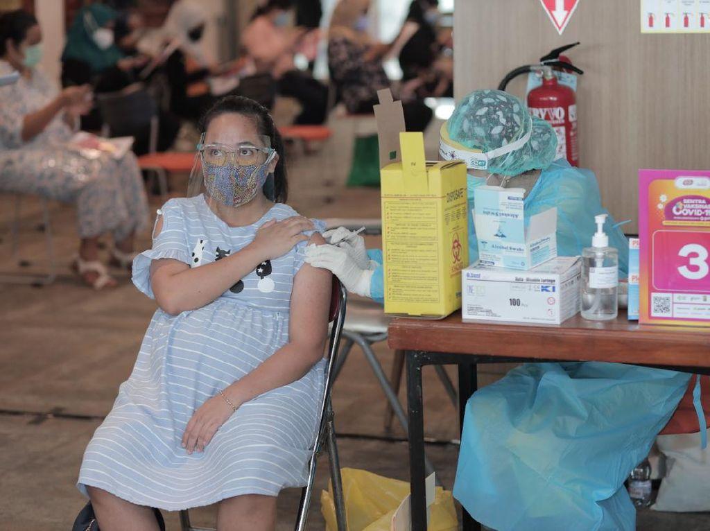 GoTix Gandeng POGI Sukses Selenggarakan Vaksinasi Bumil dan Busui