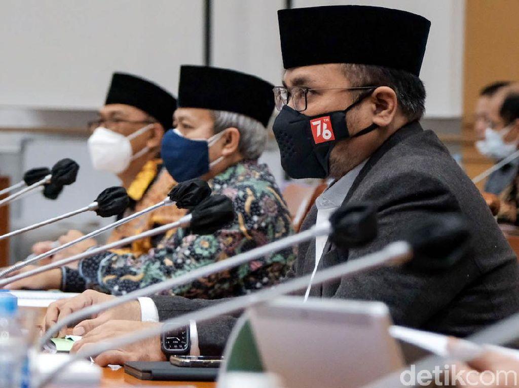 Disorot Anggota DPR, Menag Janji Bakal Revitalisasi Kantor KUA