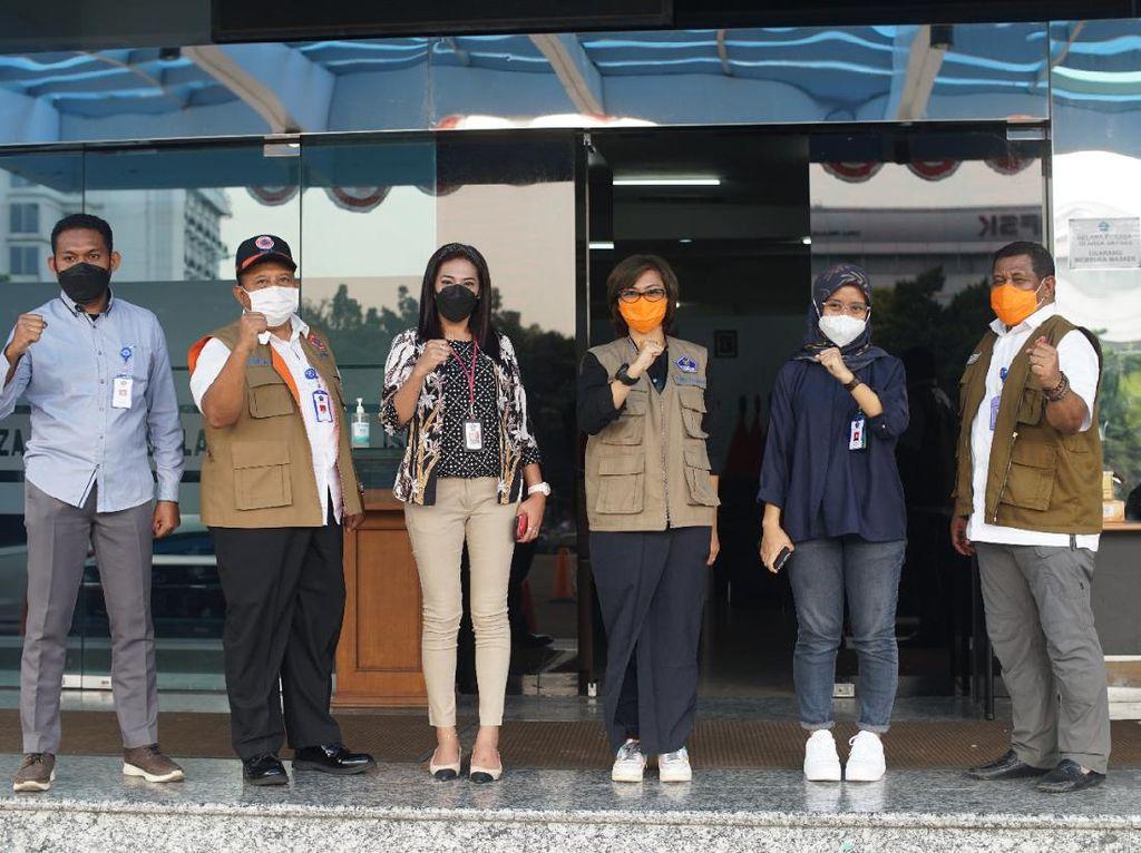 Gerakan Mobil Berbagi Masker Gratis Sasar Warga di Sepanjang Pantura